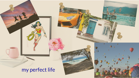 3 Questions and 3 Steps to create your Vision Board