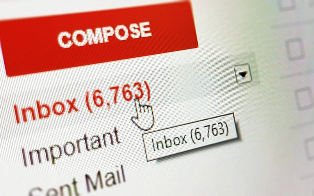 Drowning in Email? Something CAN be done!